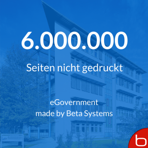 DVZ eGovernment Lösung von Beta Systems