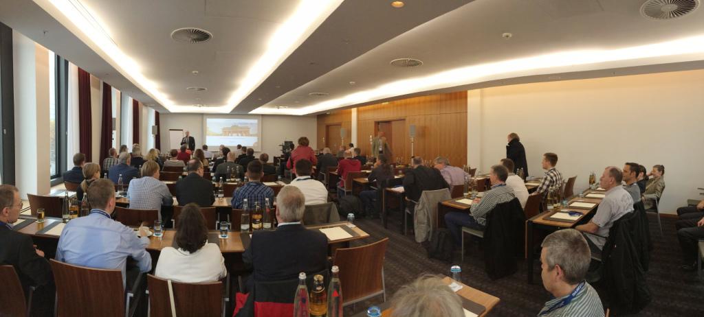 Anwendertage 2014 in Berlin