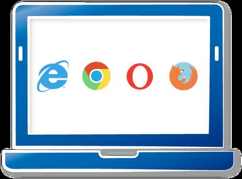 Web Enabler Icon