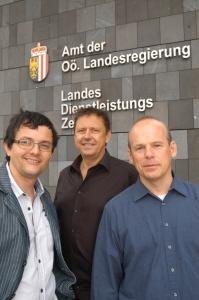 Beta 92 EJM beim Land Oberösterreich