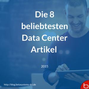 Die 8 beliebtesten Data Center Artikel