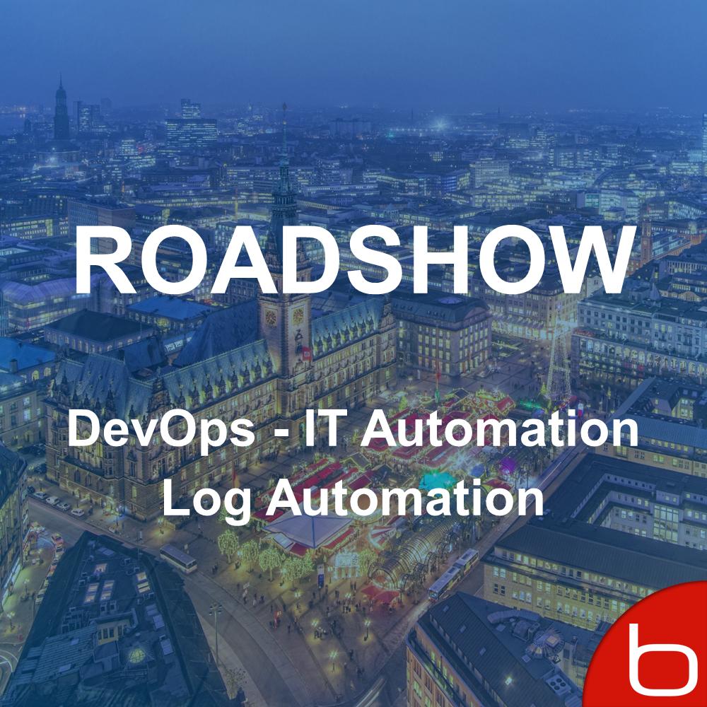 Roadshow DevOps IT Automation Log Automation