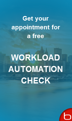 Get your appointment for a free workload automation check