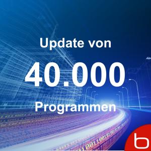 Lines of Code - Update von 40000 Mainframe Programmen