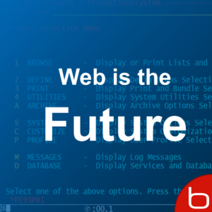 Web is the Future