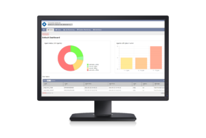 Enterprise Control Center - Dashboard