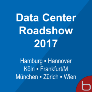 Beta Systems Data Center Roadshow 2017