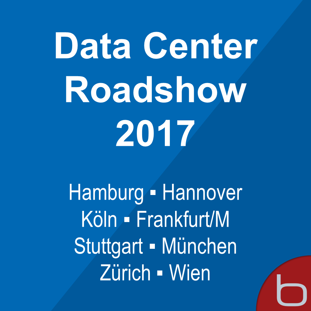 Beta Systems Data Center Roadshow 2017