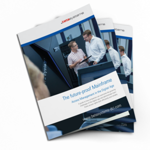 Mainframe Access Management White Paper EN